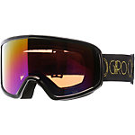 Giro Gaze Flash Skibrille Damen schwarz