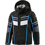 ICEPEAK Skijacke Jungen schwarz/blau