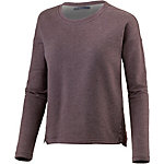 Only Sweatshirt Damen lila melange
