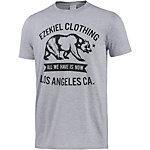 Ezekiel Walkabout T-Shirt Herren grau