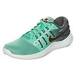 Nike Lunarstelos Laufschuhe Damen mint / bronze