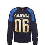 PUMA FIGC Italien Tribute 2006 Sweatshirt Kinder dunkelblau / blau