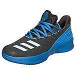 adidas Ball 365 Basketballschuhe Herren grau / blau