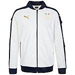 PUMA FIGC Italien Tribute 2006 Trainingsjacke Herren weiß / dunkelblau