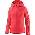 The North Face Apex Flex Softshelljacke Damen Cayenne red