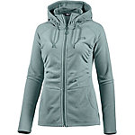 The North Face Mezzaluna Fleecejacke Damen mint