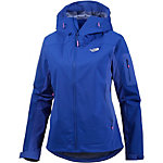The North Face Water Ice Softshelljacke Damen blau