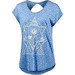 Volcom Got Your Back T-Shirt Damen blau