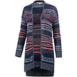 Billabong Stripes Over You Strickjacke Damen blau/rosa