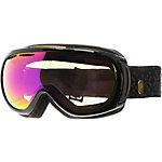Giro Amulet Skibrille Damen schwarz