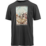 Burton The Great Outdoors T-Shirt Herren schwarz