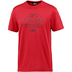 The North Face Tanken 2 Funktionsshirt Herren rot