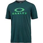 Oakley O-Mesh Bark T-Shirt Herren grün