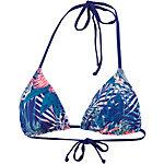 Roxy Mix Blossom Bikini Oberteil Damen royal/koralle/jade