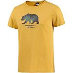 Rip Curl Strange T-Shirt Herren gelb