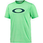 Oakley Bold Ellipse T-Shirt Herren grün