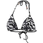 Brunotti Senara Bikini Oberteil Damen schwarz/weiß