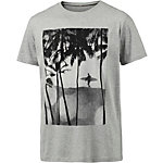 Maui Wowie Printshirt Herren hellgrau