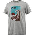Maui Wowie T-Shirt Herren hellgrau