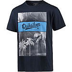 Quiksilver Outlook Mono T-Shirt Herren navy