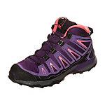 Salomon X-Ultra Mid GTX Laufschuhe Kinder lila / pink