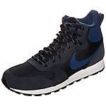 Nike MD Runner 2 Mid Premium Sneaker Herren dunkelgrau / blau