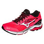Mizuno Wave Inspire 12 Laufschuhe Damen pink / schwarz