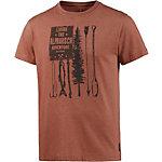 Alprausch Flügelfischer T-Shirt Herren orange