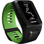 TomTom Runner 3 Sportuhr schwarz/grün