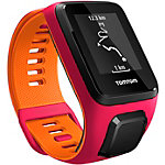 TomTom Runner 3 Cardio Sportuhr rot/orange