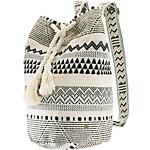 Billabong Bonfire Beachin Strandtasche Damen weiß/schwarz