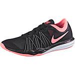 Nike Dual Fusion Trainer HIT Fitnessschuhe Damen schwarz/neonpink