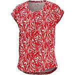 Forvert Citrus Printshirt Damen rot/weiß