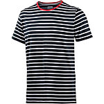 Forvert Acorus T-Shirt Herren blau/weiß