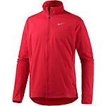 Nike Shield Laufjacke Herren rot