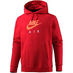 Nike NSW Air Heritage Kapuzenpullover Herren rot