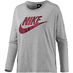 Nike Sweatshirt Damen grau