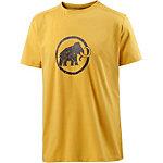 Mammut Trovat Funktionsshirt Herren gelb