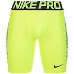 Nike Pro Hypercool Compression Tights Herren gelb / schwarz