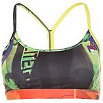 Reebok CrossFit Front Rack Shemagh Sport-BH Damen bunt