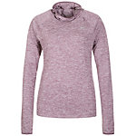 Nike Element Kapuzenshirt Damen lila / flieder