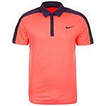 Nike Team Court Tennis Polo Herren apricot / lila