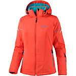 Maier Sports Sugarbush Skijacke Damen orangerot