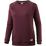 Nike Sweatshirt Damen bordeaux