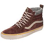 Vans Sk8-Hi MTE DX Sneaker Herren rotbraun / beige