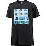 Billabong Tails T-Shirt Herren schwarz