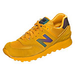 NEW BALANCE WL574-UWA-B Sneaker Damen gelb
