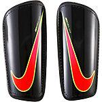 Nike Schienbeinschoner schwarz/gelb