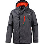 Columbia Pouring Adventure Regenjacke Herren anthrazit