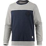 Element Rhodes Sweatshirt Herren blau/grau